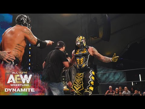 What in the World Just Happened Between the Lucha Brothers? | AEW Dynamite, 9/9/20