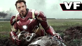 Captain America CIVIL WAR - Bande Annonce VF