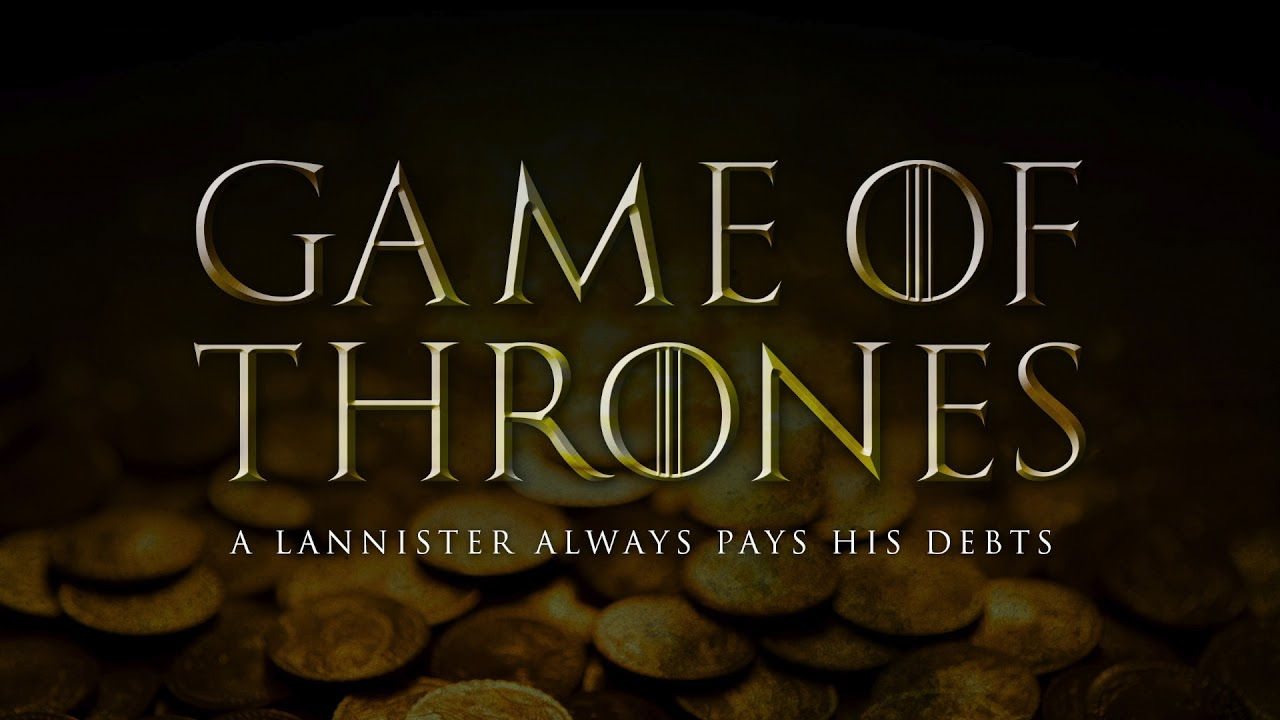 Game Of Thrones A Lannister Always Pays His Debts Season 3