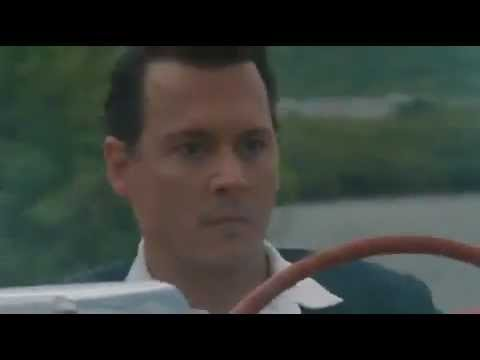 Johnny Depp gets his motor running in 'The Rum Diary'