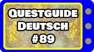 WORLD OF WARCRAFT Questguide #89 - Detonation (Lösung, Deutsch, Classic, HD)