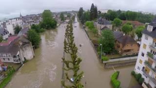 Inondations Intempérie Montargis