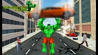 Monster Heros : Incredible Fight In City - Gameplay Android #1