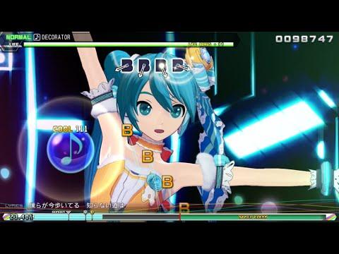 Game Review: Hatsune Miku Project Diva Mega Mix (German)