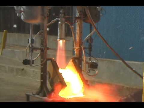 Liquid fuel rocket motor