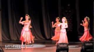 ГАНГА 2012 - Mani mani mane (веселый индийский танец)