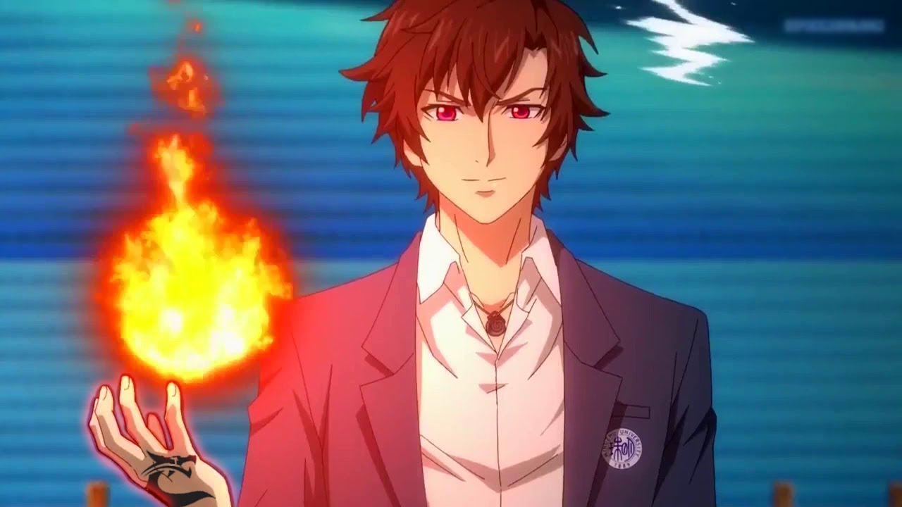 Download 7 Magic Anime Where OVERPOWERED MC Goes To A Magic School {HD]