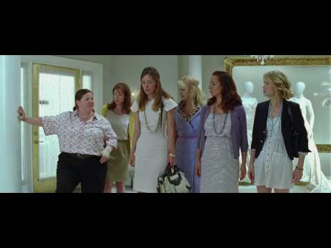 Bridesmaids Trailer 2011 (HD) from YouTube · Duration:  2 minutes 22 seconds