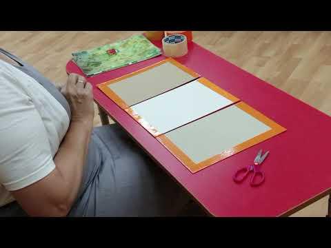 Из чего сделать папку передвижку для детского сада своими руками