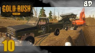 Gold Rush Ep10: Making a Road