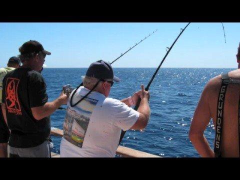 7 Day Royal Star Long Range Fishing With Baja Fish Gear