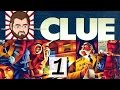 Clue [Part 1] Whodunnit? - Board Game Night