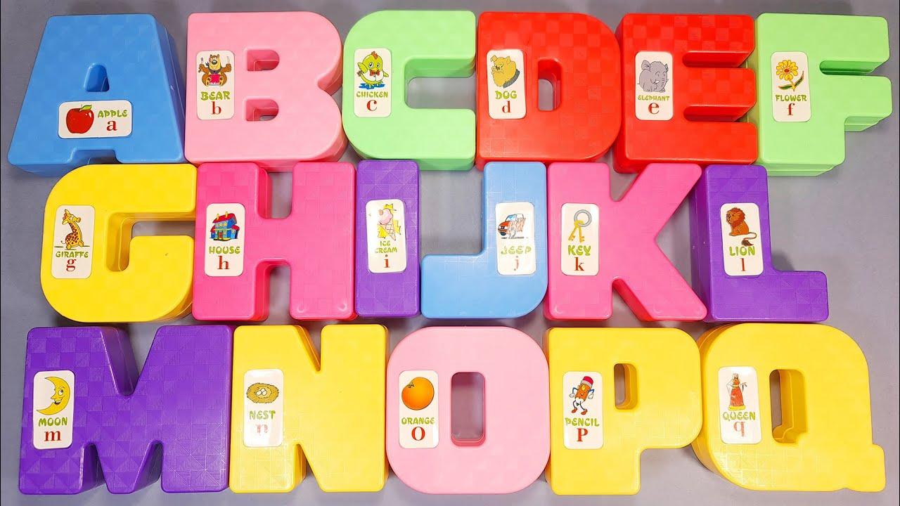 Animales y Objetos en Inglés y Español - Aprender Colores para Niños | Kids Rainbow Español
