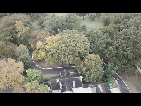Graceland Elvis Drone Footage (DJI Mavic 2 Pro)