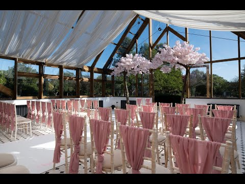 Weddings at Hanbury Manor