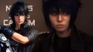 Noctis Lucis Caleum Transformation Makeup Tutorial | Final Fantasy XV: A New Empire