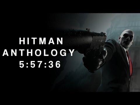 Hitman Anthology speedrun in 5:57:36