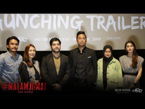 PRESS CONFERENCE | BTS #MalamJumat THE MOVIE - Eps. 13