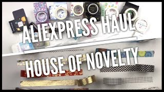 AliExpress Haul | House of Novelty