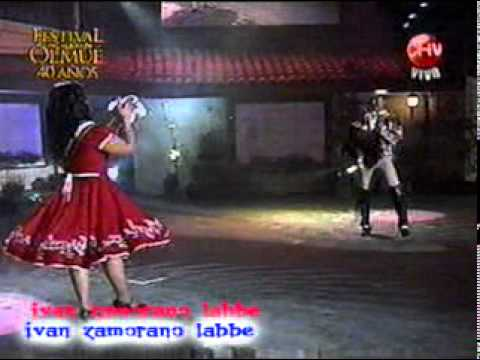 Campeones De Cueca Chile Youtube