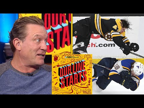 St. Louis Blues, Boston Bruins Poised To Return To Stanley Cup | Our Line Starts | NBC Sports