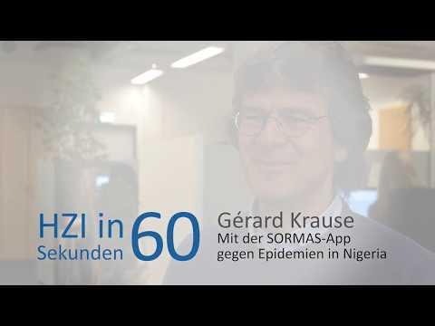 Wissenschaft in 60 Sekunden: Mit der SORMAS-App gegen Epidemien in Nigeria