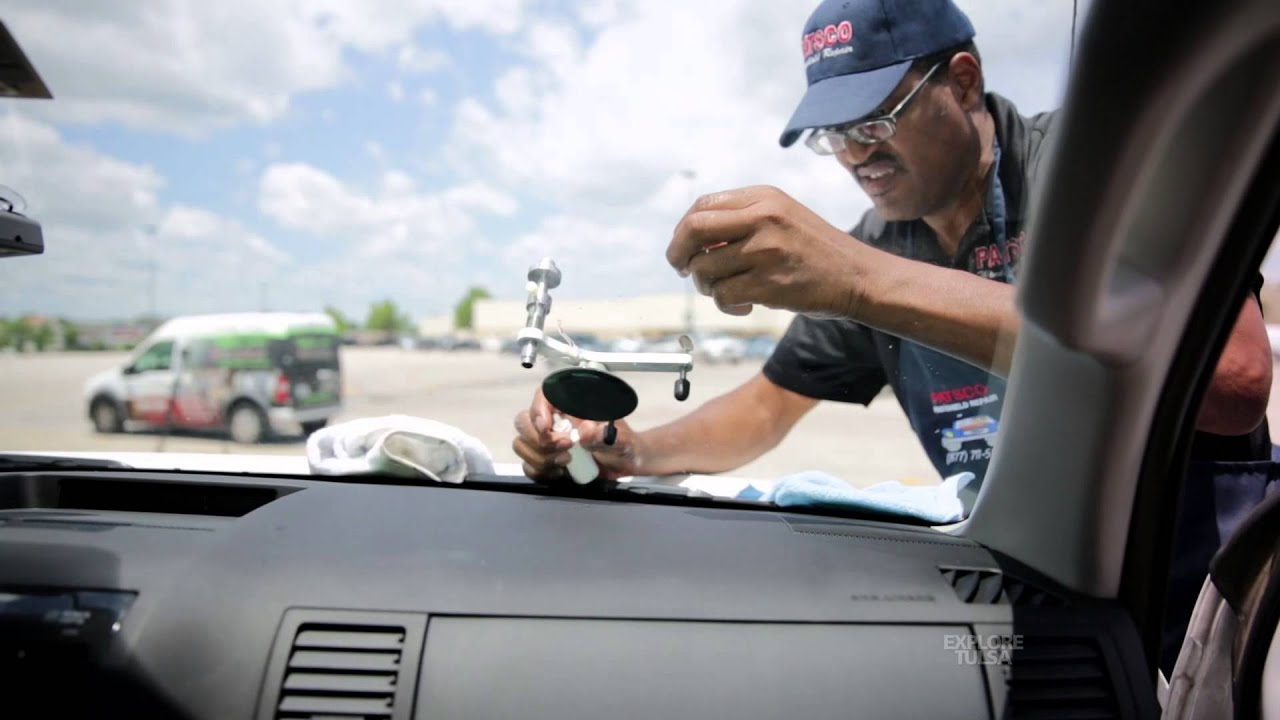 auto glass repair tulsa glass by tony tulsa ok auto glass repair replacement patsco windshield repair - Auto Glass Repair Tulsa Ok