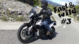 Fast & Wild #3 : Orange pressée ! [KTM 390 Duke - 790 Adventure - 1290 Superduke - 1290 Adventure ]