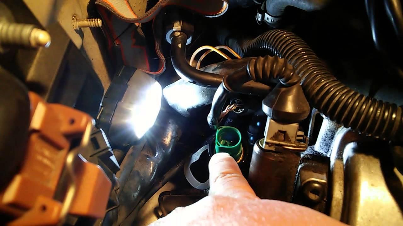 2002 audi a6 quattro engine coolant temp sensor replacement [ 1280 x 720 Pixel ]
