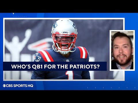 Patriots QB Options, Is Cam Newton Back in 2021?  CBS Sports HQ