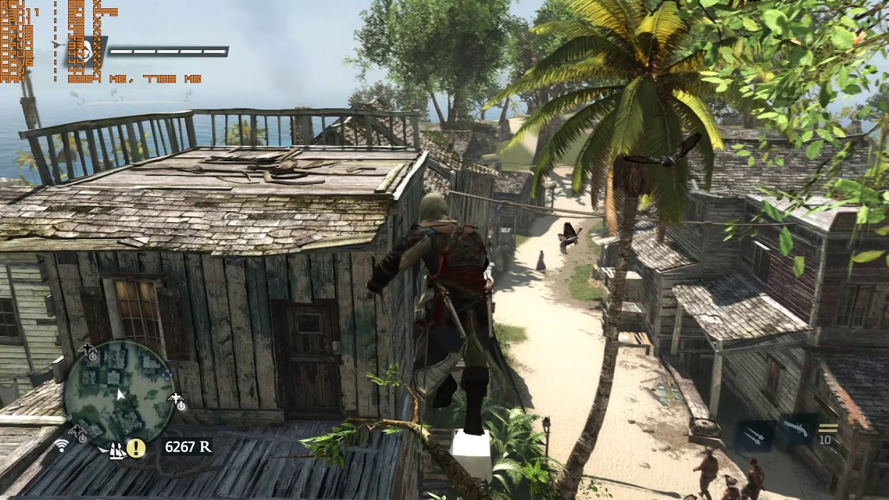 assassin creed 4 lag spikes