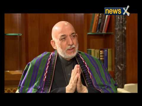 India went beyond means to help Afghanistan: Hamid Karzai to NewsX