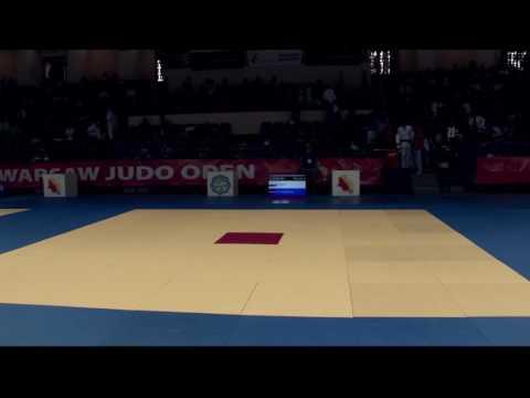 XVIII Warsaw Judo Open Eliminacje Mata 6 24.09.2016