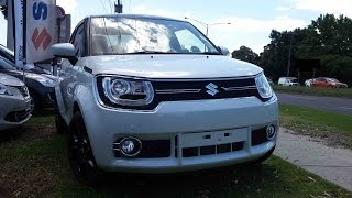 2017 Maruti Suzuki Ignis /Suzuki Ignis In-depth Tour Exterior and interior