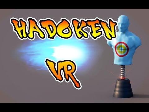 Building Hadoken VR From Scratch