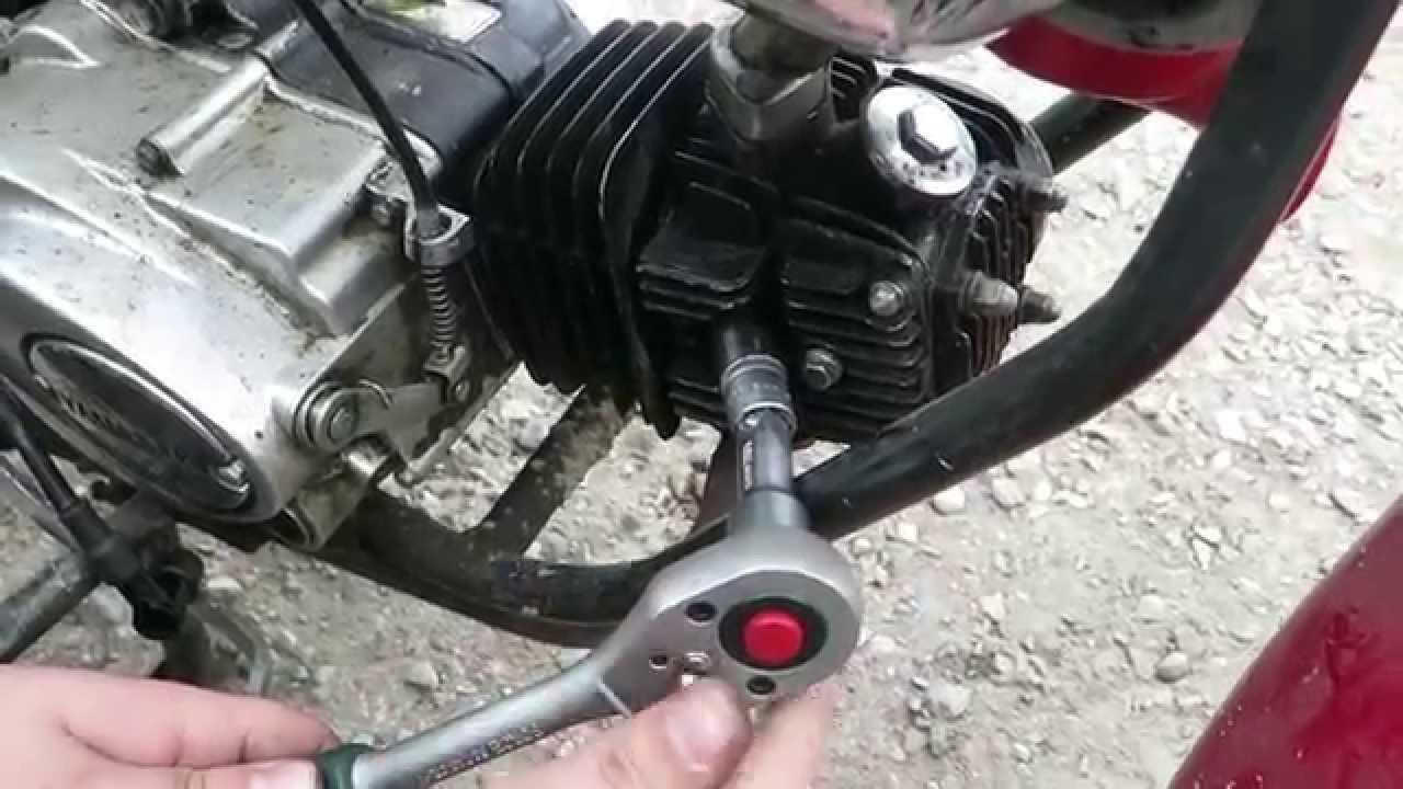 Мопед орион бензин попадает в картер двигателя