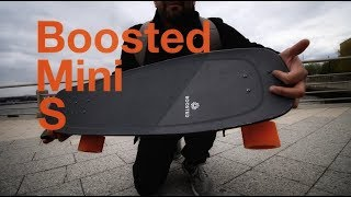 Boosted Board Mini S Test Drive