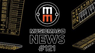 MUSICMAG TV NEWS #121: Bass Station II - прошивка от AphexTwin, Superlative Space Bee и др.