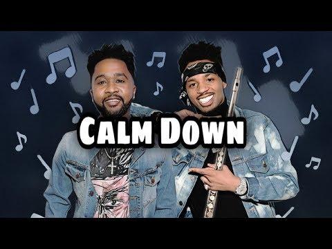 Trap Beat Instrumental | Zaytoven Type Beat | Metro Boomin | 21 Savage (2018) - Calm Down