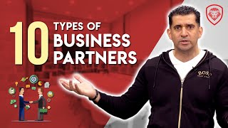 10 Types of Business Partners