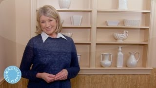 Ask Martha: How To Dress Up Your Entryway - Home How-to Series - Martha Stewart