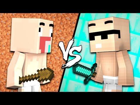 BABY NOOB vs. BABY PRO - Minecraft