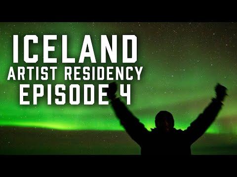 Iceland Artist Residency Ep 4