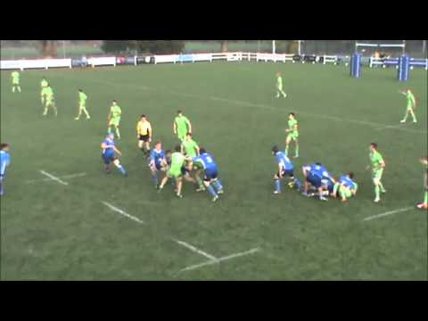 Charlie Perkins Rugby Highlights 1