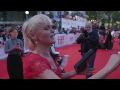 STRONGER: Miranda Richardson Red Carpet Premiere Arrivals TIFF 2017