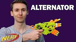 Nerf Zombiestrike Blaster | Magicbiber