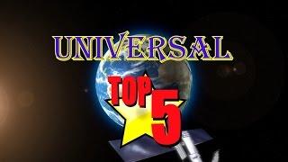 Universal Top 5 Епизод 1 (04.01.2015 г.)