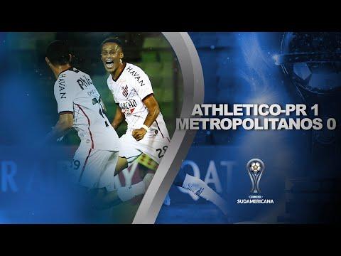 Metropolitanos Atletico-PR Goals And Highlights