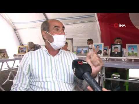 HDP önünde evladını bekleyen ailelerin hikayeleri yürek burkuyor