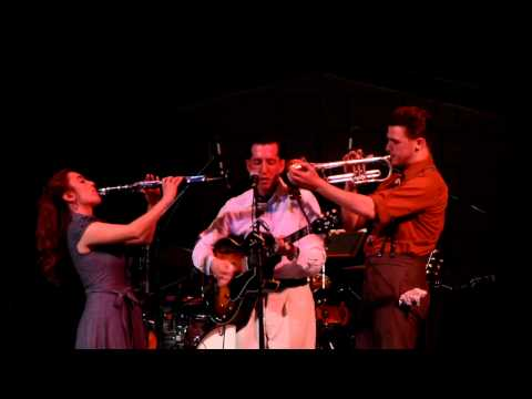 "Pokey LaFarge - ""When Did You Leave Heaven"" - LIVE @ Prescott Park - 2014.07.25 - Portsmouth, NH"
